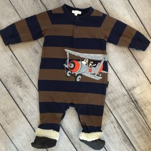 Le Top Baby Boy One Piece Outfit, Size 6 Months,